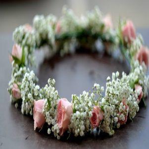 Coronita flori