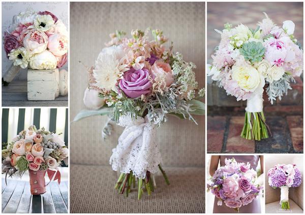 Ce flori să alegi pentru buchetul miresei
