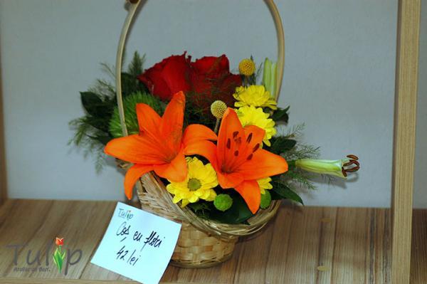 Oferă-i un buchet de flori neconvențional