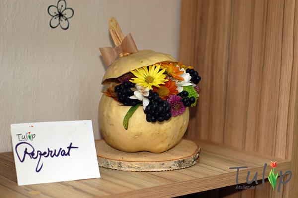 Halloween: o ocazie foarte bună să-i cumperi flori
