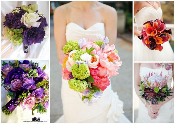 Radiant Orchid: culoarea vedetă a nunților din 2014